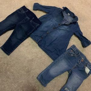 Other - Baby Jean clothing